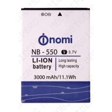 Аккумулятор Nomi i505 (NB-55) 1950mah (альтернатива)