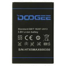 Аккумулятор Doogee X5 Max (BAT16484000) 4000mah (оригинал тех. упаковка)