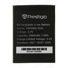 Аккумулятор Prestigio PAP3502 2000mah альтернатива