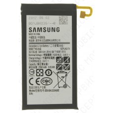 Аккумулятор Samsung A320 (EB-BA320ABE) 2350mah (replica тех. упаковка)