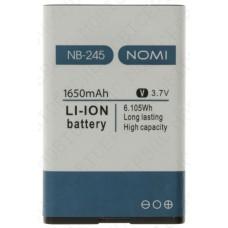 Аккумулятор Nomi i245 (NB-245) 1650mah (оригинал тех. упаковка)