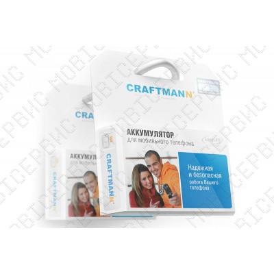 Аккумулятор craftmann Alcatel ot-991 (CAB32A0000C1) 1700mah (альтернатива)
